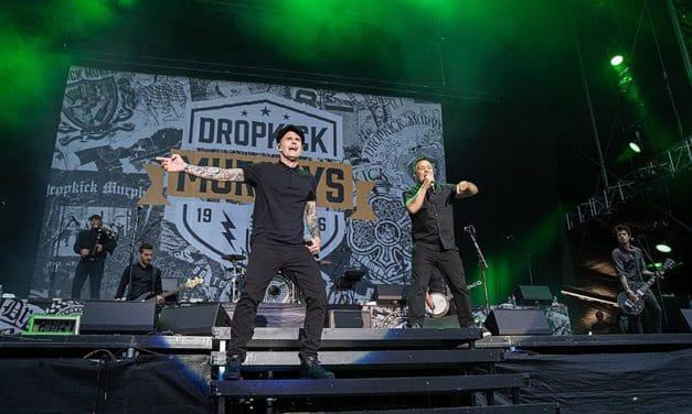Greenfield Festival 2019: Abrissparty mit Dropkick Murphys, Kvelertak und Co.