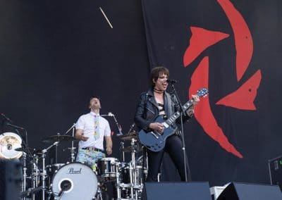 Halestorm auf dem Greenfield Festival 2019 (Foto: Angry Norman Concert Photography)