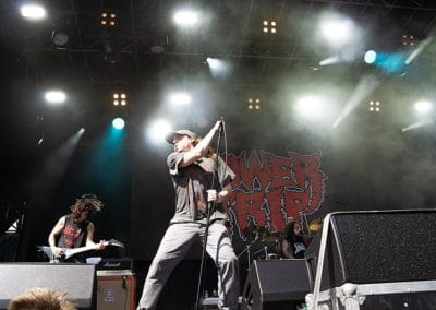 Power Trip auf dem Greenfield Festival 2019 (Foto: Angry Norman Concert Photography)