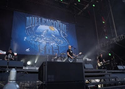 Millencolin auf dem Greenfield Festival 2019 (Foto: Angry Norman Concert Photography)