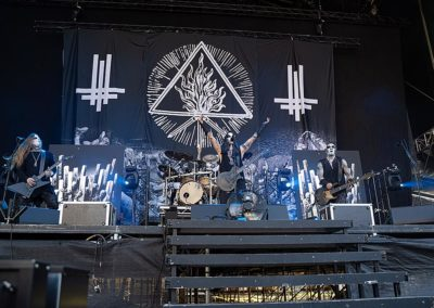 Behemoth auf dem Greenfield Festival 2019 (Foto: Angry Norman Concert Photography)