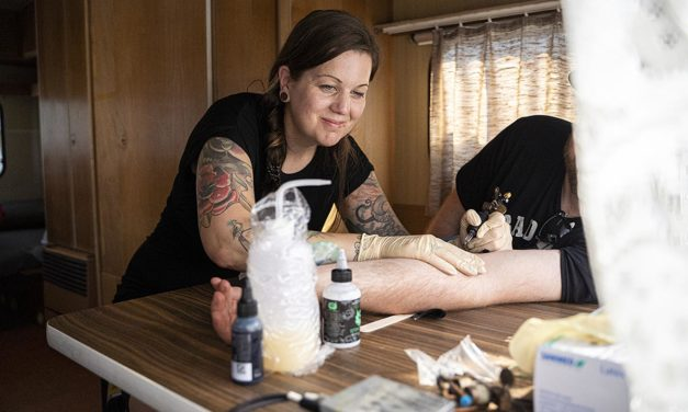 Ink & Ride 2019: eine Tattoo-Convention, weit entfernt vom Einheitsbrei