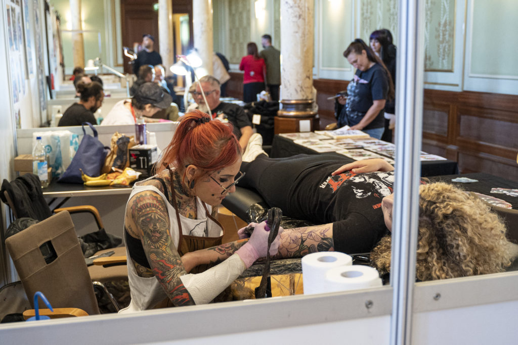 Impressionen von der Wuppertaler Tattoo Convention (Foto: Angry Norman - Photography)