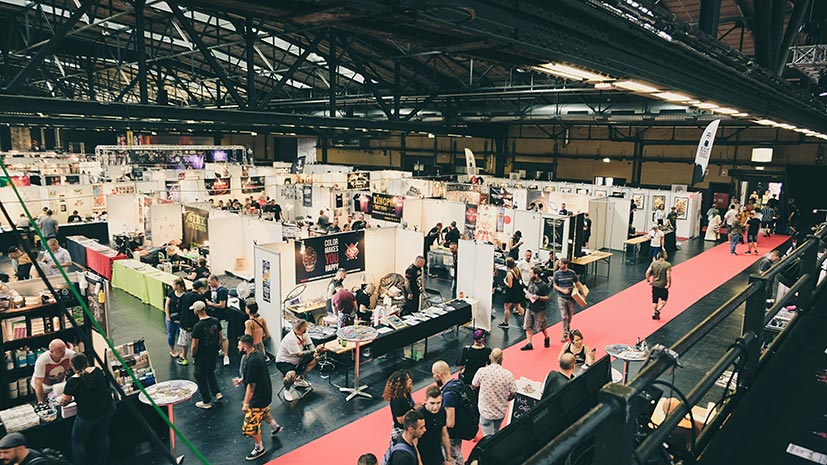 Tattoo Convention Berlin 2019: Neues, Altes und Aufregendes