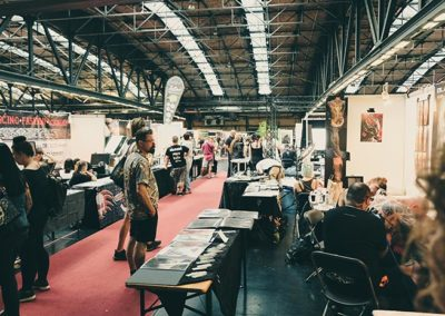 Tattoo Convention Berlin 2019 (Foto: Danijel Jelovic)
