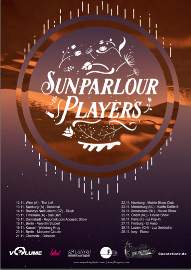 Sunparlour Players Europatour