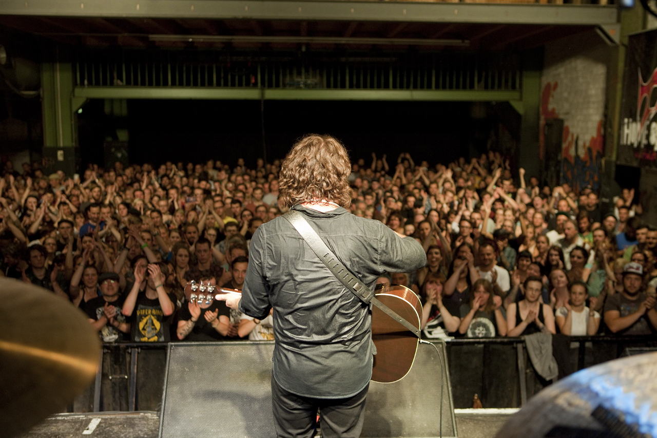 Chuck Ragan - Live at Skaters Palace (Foto by Mathes Schumacher & Alyssa Meister, www.getaddicted.org)