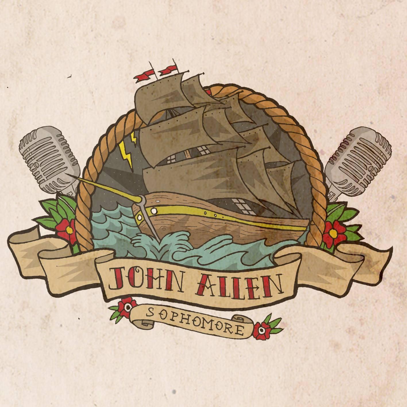 John Allen - Sophomore