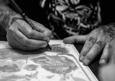 Wann und wo startet die nächste Tattoo Convention? Bei Reportink findet Ihr immer die aktuellen Tattoo-Termine.