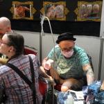 Impressionen von der Tattoo Convention Dortmund 2015