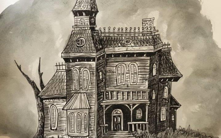 Haunted Houses 7
