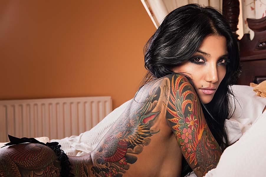 Lepa Dinis: vom Tattoo-Supermodel zur Asia-Expertin