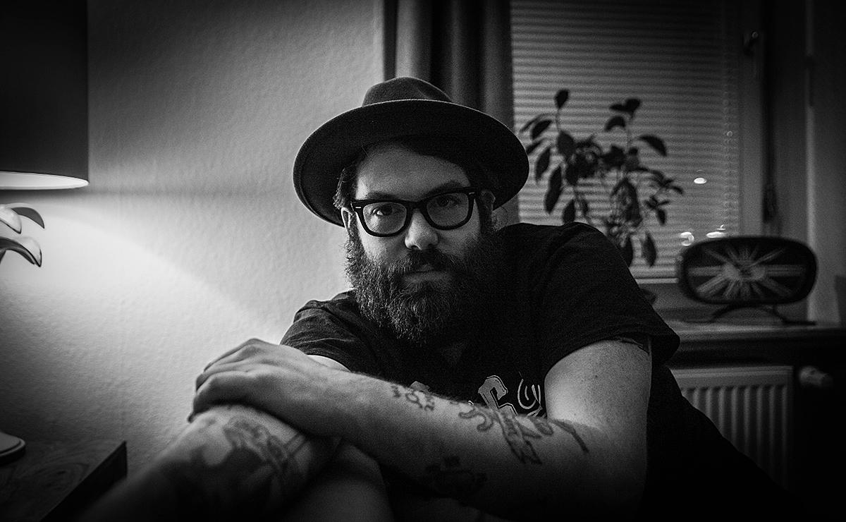 Singer/Songwriter John Allen im Reportink Tattoo-Talk