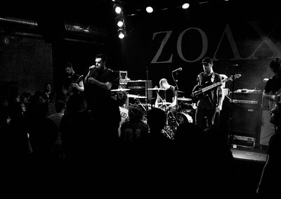 ZOAX im Schlachthof in Wiesbaden (Photo by AngryNorman)