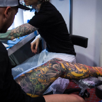 Tattoo Ink Explosion 2015