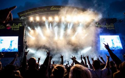 Reportink on tour: Greenfield Festival 2018 – Tag 1