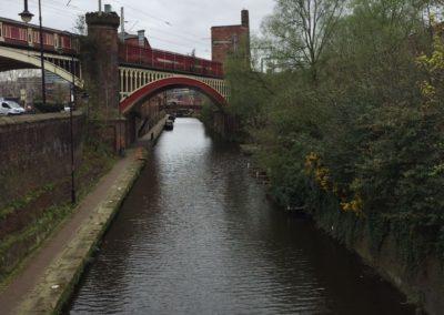 Impressionen aus Manchester