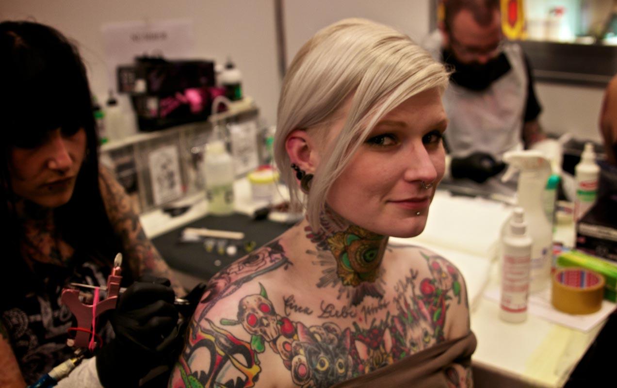 Impressionen von der Tattoo Ink Explosion 5 (Foto: AngryNorman)