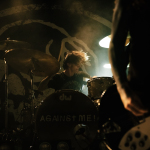 Against Me! live (Photo: Milena Zivkovic)