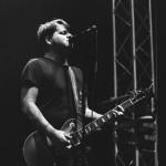 Against Me! auf dem Chiemsee Rocks 2015 (Photo by Milena Zivkovic)
