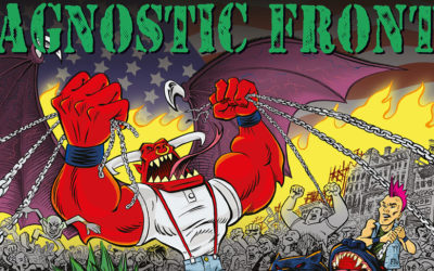"""Agnostic Front liefern mit """"Get Loud!"""" das Album der Woche ab"""