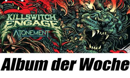 """Killswitch Engage: """"Atonement"""" ist das Album der Woche"""
