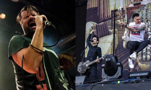 Anti Flag und Silverstein: gemeinsam unterwegs im Oktober 2018 / Tourdaten