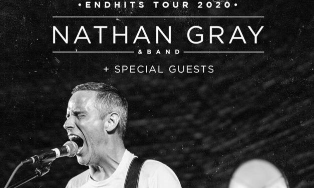 End Hits Records Tour 2020 – mit Nathan Gray (samt Band)
