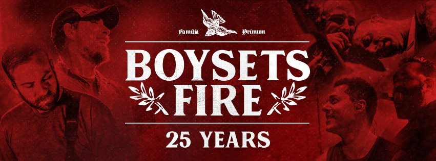 Boysetsfire Tour 2019: neues Family First Festival in Köln