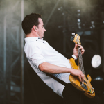 Frank Turner auf dem Nova Rock 2015 (Foto by Milena Zivkovic)