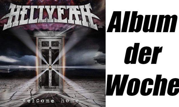 """Album der Woche: HELLYEAH """"Welcome Home"""""""