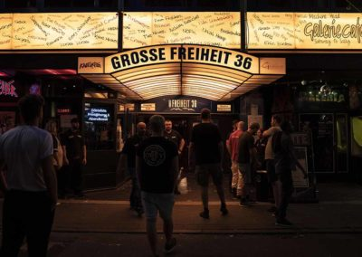 Die Große Freiheit 36 in Hamburg (Foto: Angry Norman - Concert Photography)