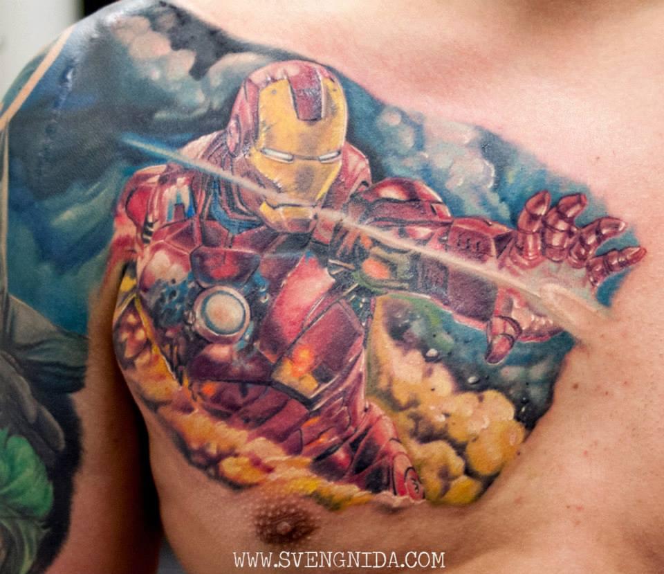 Iron Man by Sven Gnida (Foto: Dark Concepts)
