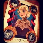 Illustration von Jenna Yenik (Foto: Jenna Yenik)