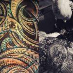 """Tätowierer der Woche: Wie """"Elvis"""" aus Hamburg zu den Maoris kam"""