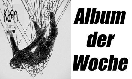 Korn – The Nothing: unser Album der Woche