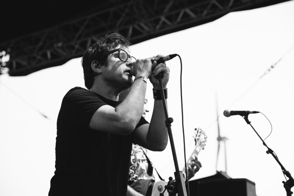 Lagwagon auf dem Nova Rock 2015 (Foto by Milena Zivkovic)