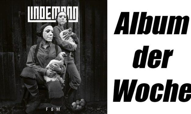 Lindemann – F&M ist unser Album der Woche