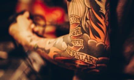 Tattoopflege: So bleibt dein Tattoo langfristig schön