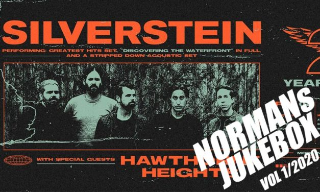 Normans Jukebox: Neues von Silverstein, ITCHY, Heaven Shall Burn, The Amity Affliction
