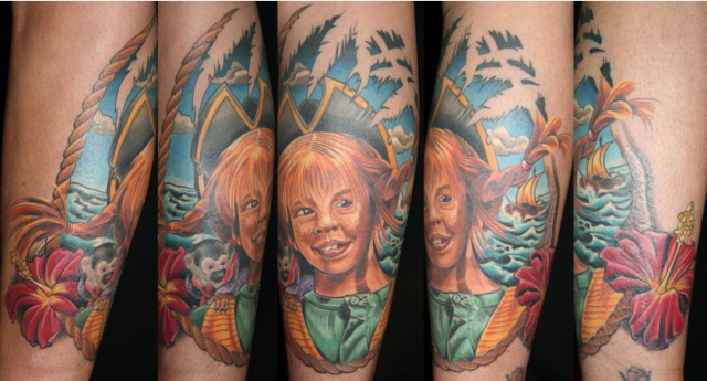 Der geilste tag tattoo