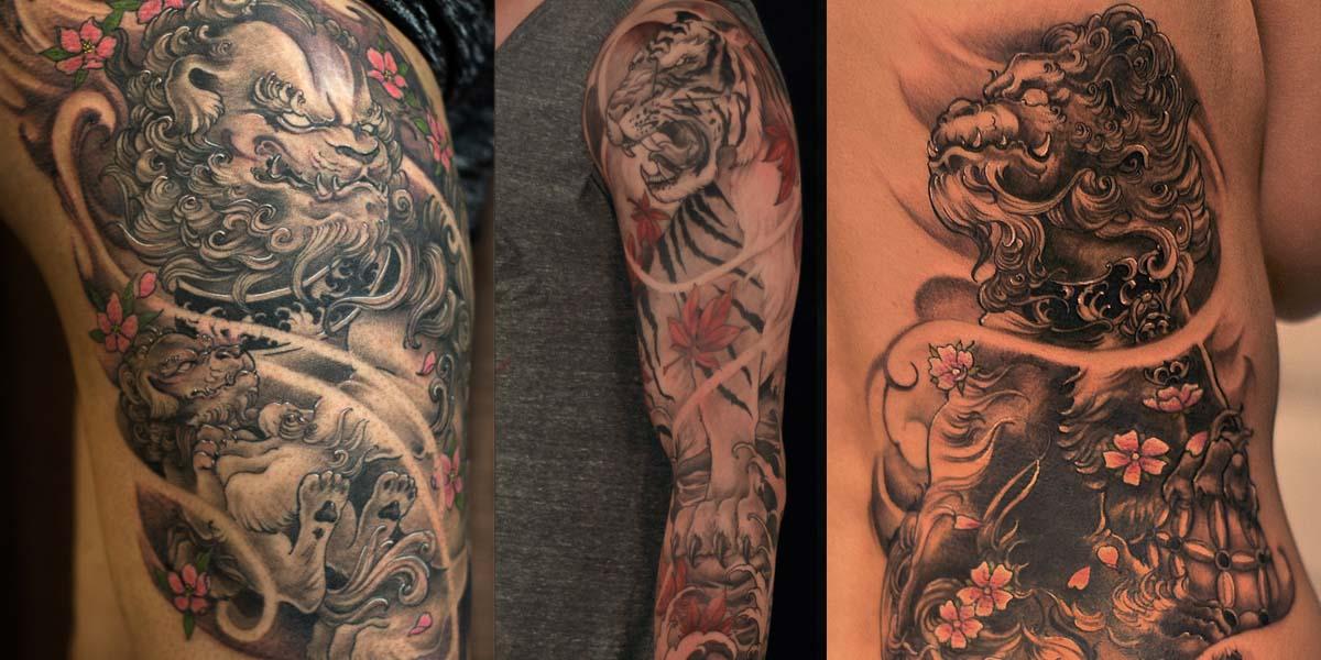 Marilyn Nguyen aus Toronto: von Tigern und Kitsunes