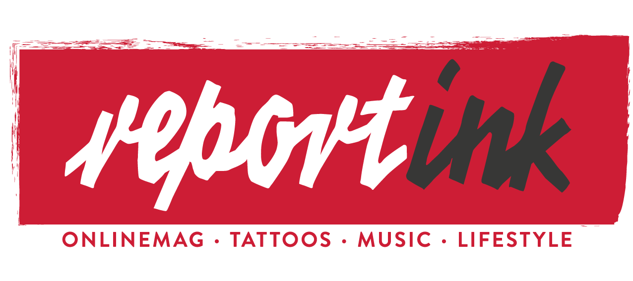 REPORTINK -  Tattoos, Music, Lifestyle