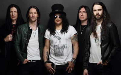 Music News: Slash, The Flatliners, Brassknuckle Boys
