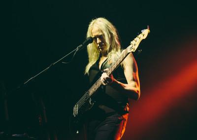 Steven Wilson live (Photoy by Milena Zivkovic)
